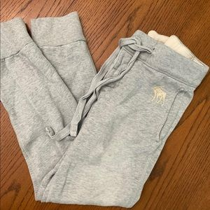Abercrombie Joggers Size XS